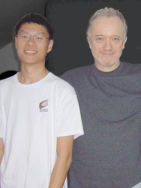 Mein Sun Taijiquan und LHBF Lehrer Eric Lee